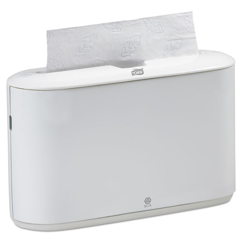 Tork® Xpress Countertop Towel Dispenser, 12.68 x 4.56 x 7.92, White