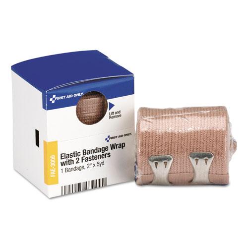 SmartCompliance Elastic Bandage Wrap, 2 x 5yds, Latex-Free