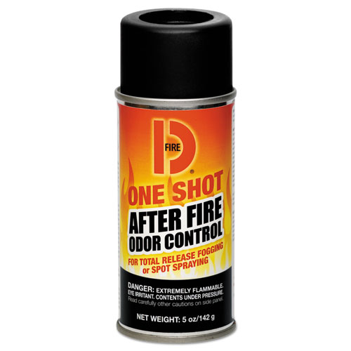 Fire D One Shot Aerosol, 5 oz, 12/Carton | by Plexsupply