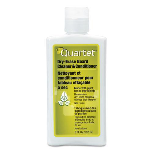 Whiteboard Conditioner/Cleaner for Dry Erase Boards, 8 oz Bottle