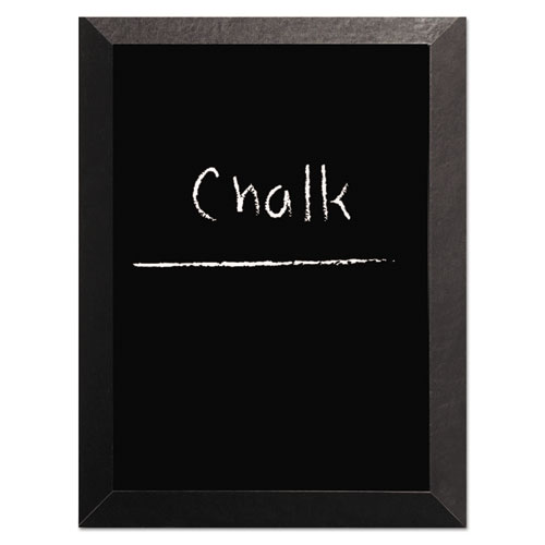 Kamashi Chalk Board, 48 x 36, Black Frame | by Plexsupply