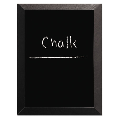 Kamashi Chalk Board, 36 x 24, Black Frame | by Plexsupply