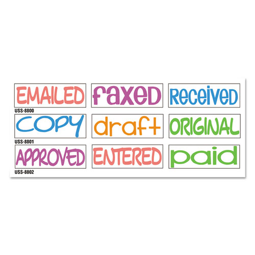 Stack StampR Stamp EMAILED FAXED RECEIVED 1 13 16
