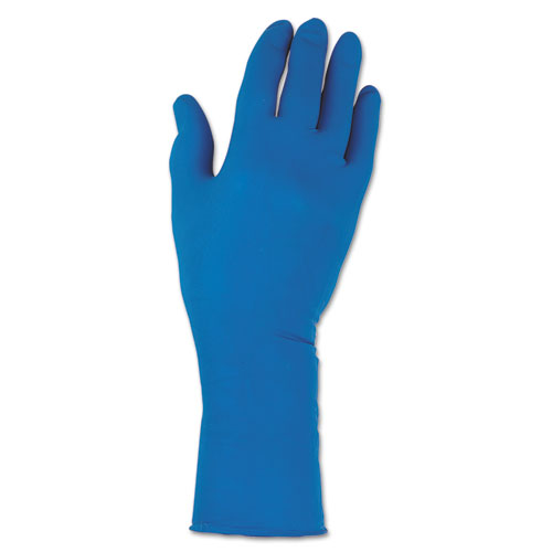 Jackson Safety* G29 Solvent Resistant Gloves, 295 mm Length, 2X-Large/Size 11, Blue, 500/Carton