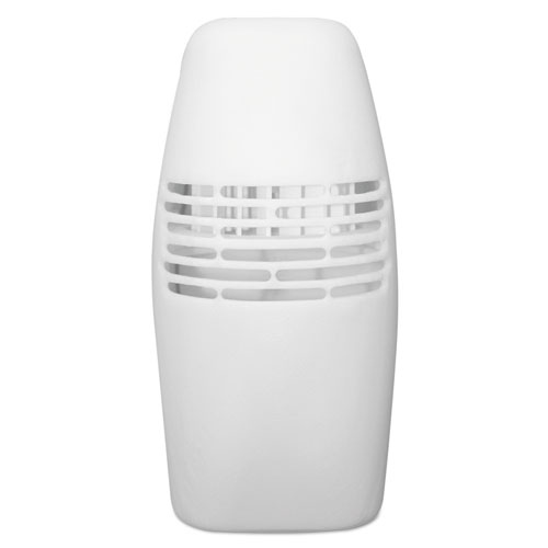 TimeMist® Locking Fan Fragrance Dispenser, 3w x 4 1/2d x 3 5/8h, White