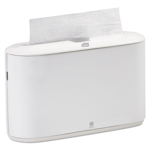Xpress Countertop Towel Dispenser, 12.68 x 4.56 x 7.92, White
