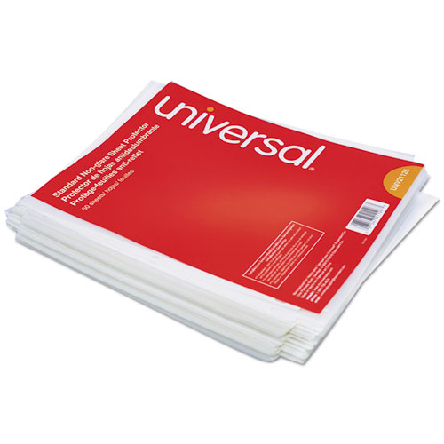 Unv21126 Universal 174 Top Load Poly Sheet Protectors Zuma