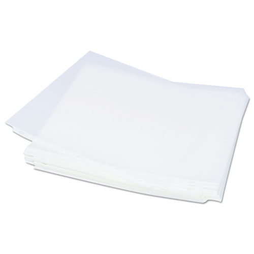 Unv21127 Universal 174 Top Load Poly Sheet Protectors Zuma