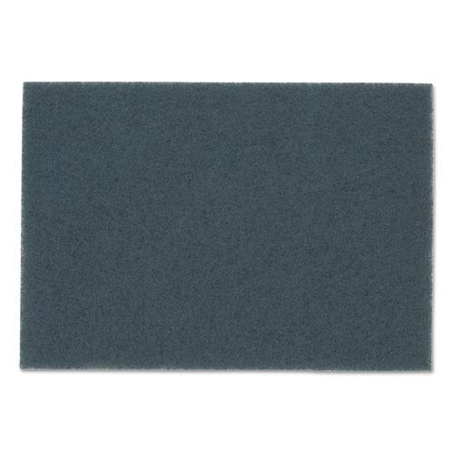 "3M™ Blue Cleaner Pads 5300, 18"" x 12"", Blue, 5/Carton"