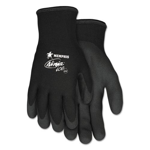 Ninja Ice Gloves, Black, X-Large