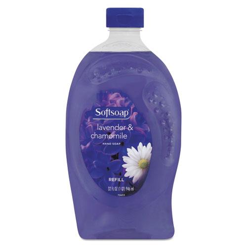 Softsoap® Liquid Hand Soap Refill, Lavender & Chamomile, 32 oz Bottle