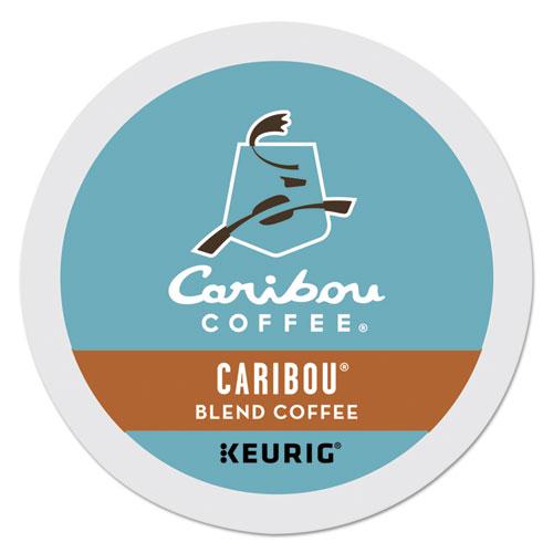 Caribou Blend Coffee K-Cups, 24/Box 6992