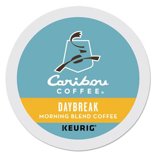 Caribou Coffee® Daybreak Morning Blend Coffee K-Cups, 24/Box