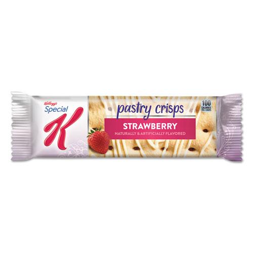 Kellogg's® Special K Pastry Crisps, Strawberry, 9/Box