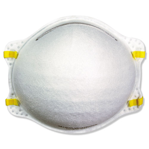 N95 Disposable Particulate Respirator, 20/Carton 00018