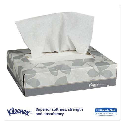 Kcc21195 Kleenex White Facial Tissue Zuma