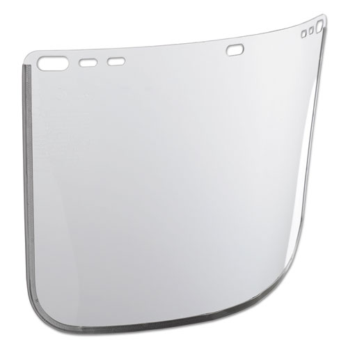 """Jackson Safety* F30 Face Shield Window, 12"""" x 8"""", Clear, Unbound"""