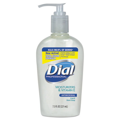 Dial Antimicrobial Soap with Moisturizers