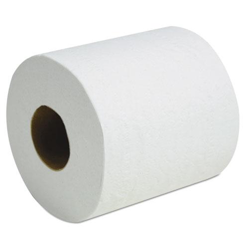 Boardwalk® Two-Ply Toilet Tissue, White, 4 1/4 x 3 1/2, 500/Roll, 96/Carton