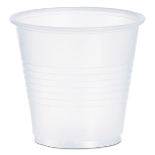 Conex Galaxy Polystyrene Plastic Cold Cups, 3 1/2 oz, 100/Pack Y35PK