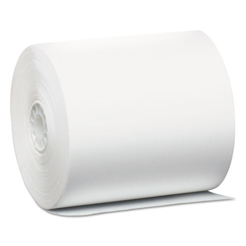 PM Company® Direct Thermal Printing Thermal Paper Rolls, 3 1/8
