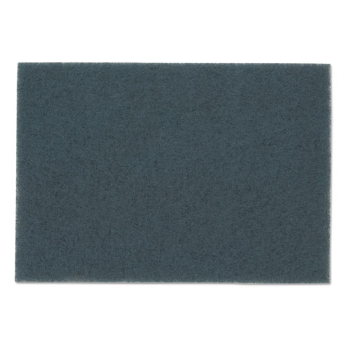 "3M™ Blue Cleaner Pads 5300, 28"" x 14"", Blue, 10/Carton"