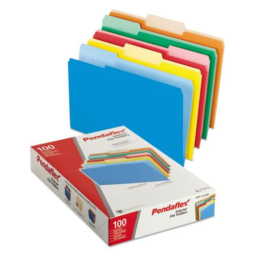 Pfx435013asst Pendaflex Interior File Folders Zuma