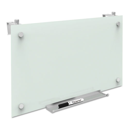 Infinity Magnetic Glass Dry Erase Cubicle Board 14 X 24
