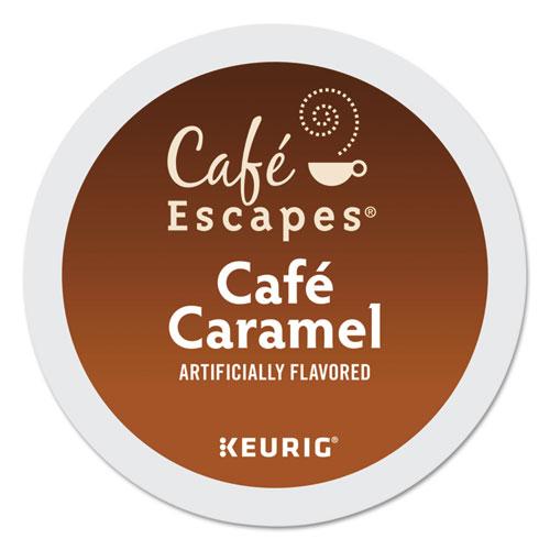 Café Caramel K-Cups, 24/Box 6813
