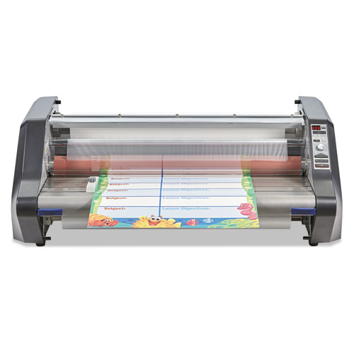 Ultima 65 Thermal Roll Laminator, 27 Max Document Width, 3 mil Max Document Thickness