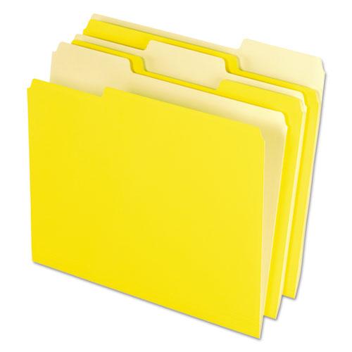 Pfx421013yel Pendaflex Interior File Folders Zuma