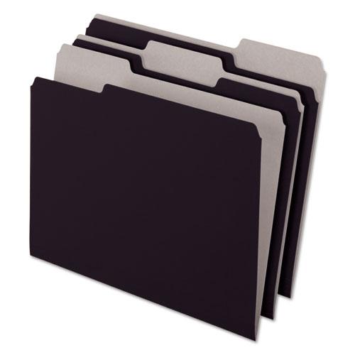 PFX421013TEA 100//Bx 1//3 Top Tab Teal Pendaflex Interior Letter File Folders