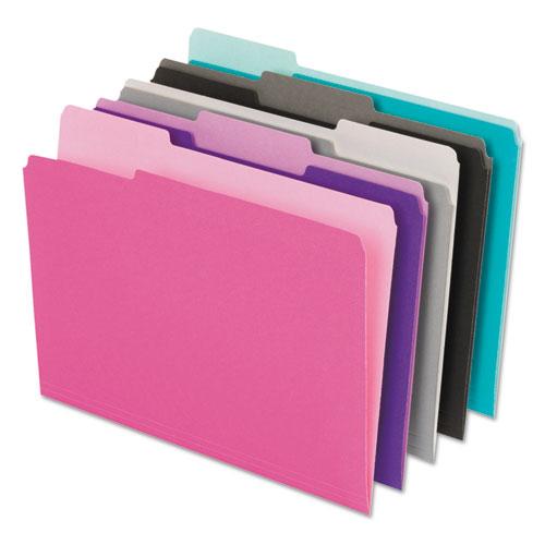 Pfx421013asst2 Pendaflex Interior File Folders Zuma