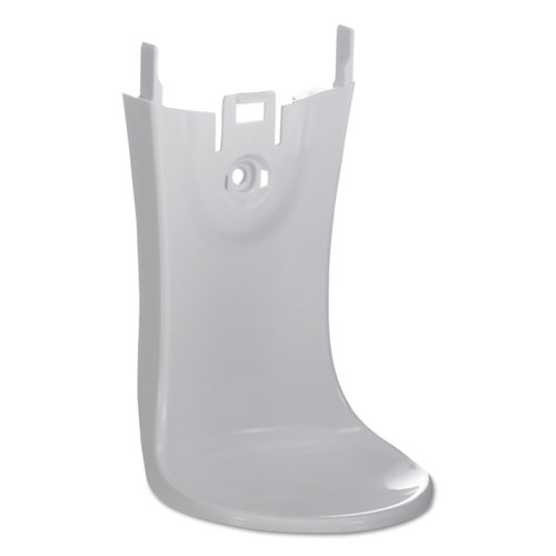 SHIELD LTX and ADX Floor and Wall Protector, 1200 mL/1250 mL, 3.8 x 3.7 x 6.2, White
