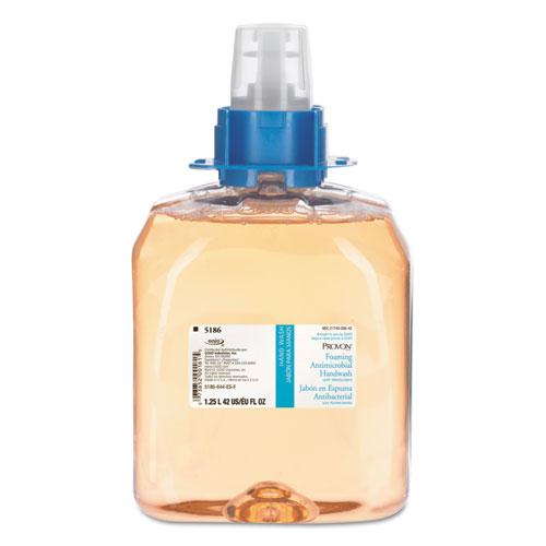 Foam Handwash, Moisturizer, Light Floral, FMX-12 Dispenser, 1250mL Pump