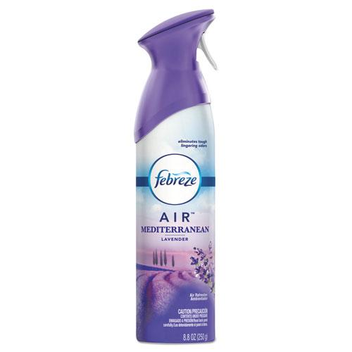 Febreze® AIR, Mediterranean Lavender, 8.8 oz Aerosol