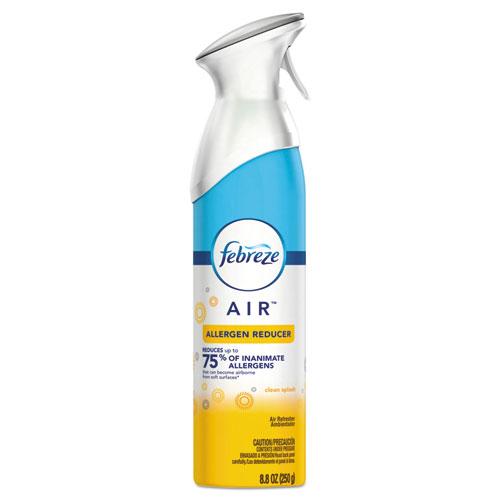 Febreze® AIR, Clean Splash Allergen Reducer, 8.8 oz Aerosol