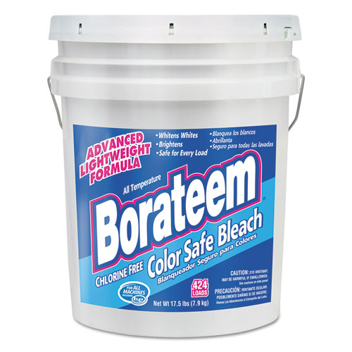 Chlorine-Free Color Safe Bleach, Powder, 17.5 lb. Pail