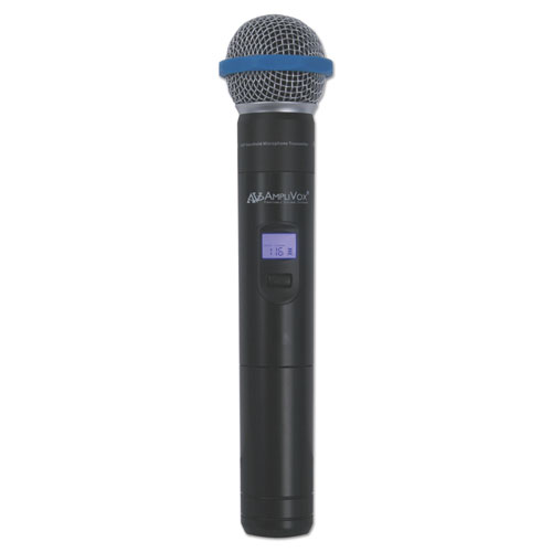 Wireless 16 Channel UHF Handheld Microphone | by Plexsupply