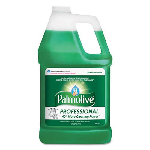 Professional Dishwashing Liquid, Original Scent, 1 gal Bottle, 4/Carton