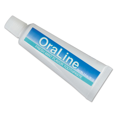8520013036438, Non-Fluoride Toothpaste, 1 Dozen NSN3036438