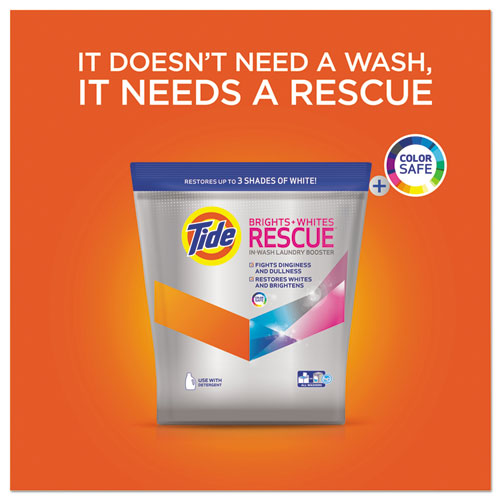 Brights + Whites Rescue In-Wash Laundry Booster Pacs, 27 Pac