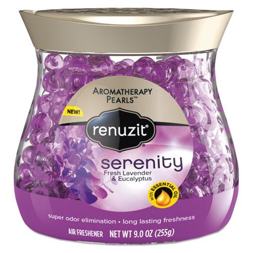 Renuzit® Pearl Scents Odor Neutralizer, Aromatherapy Serenity, 9 oz Jar