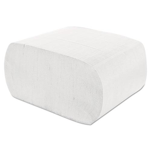 Morcon Paper Interfold Napkins, 1-Ply, White, 6 1/2 x 10.0625, 6000/Carton