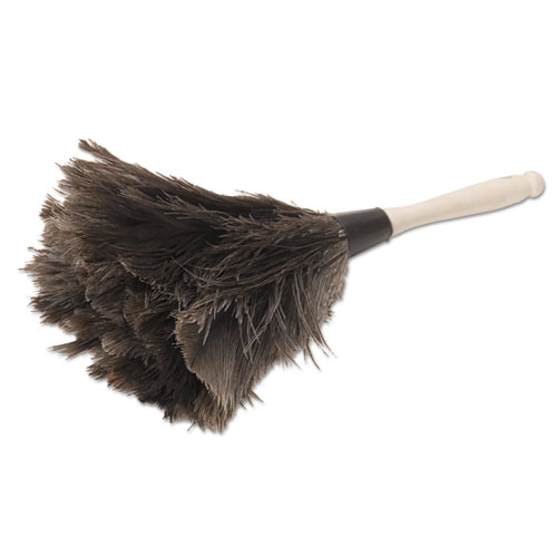 Professional Ostrich Feather Duster, 4 Handle