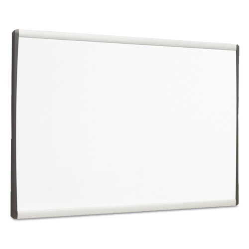 Magnetic Dry-Erase Board, Steel, 11 x 14, White Surface, Silver Aluminum Frame | by Plexsupply