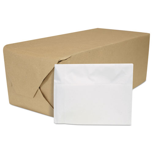 Select Full Fold Dispenser Napkins, 1-Ply, 5x6 1/2, White,500/Pack, 6000/Carton