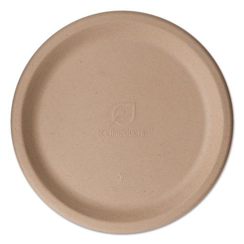 "Wheat Straw Dinnerware, Plate, 9"" Diameter, 500/Carton"
