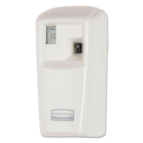 Rubbermaid® Commercial TC Microburst Odor Control System, 4 3/4 x 5 x 8, Black