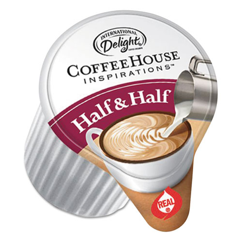 Coffee House Inspirations Half  Half,  0.38 oz, 180/Carton